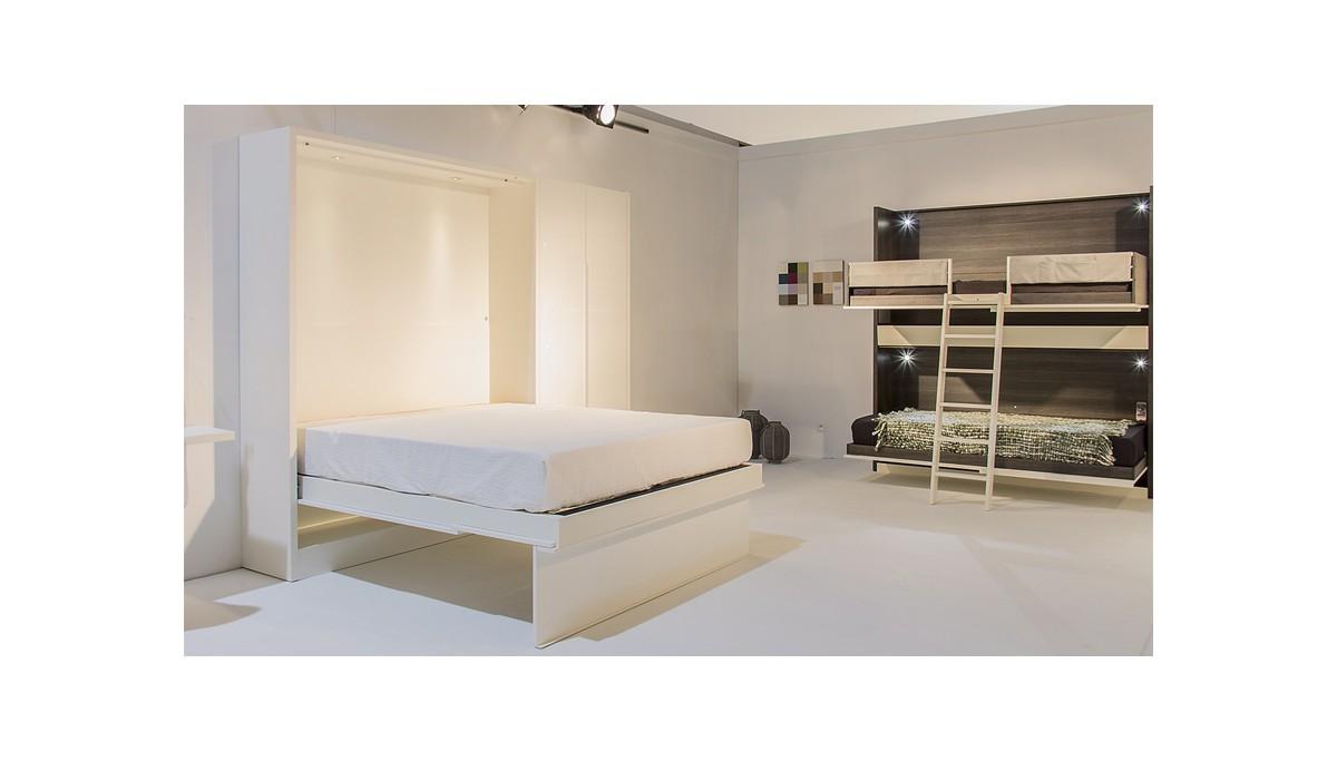 boone klappbett loft ventura ohne sofa platzsparend. Black Bedroom Furniture Sets. Home Design Ideas