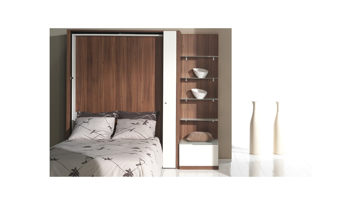 boone lit escamotable smart studio. Black Bedroom Furniture Sets. Home Design Ideas