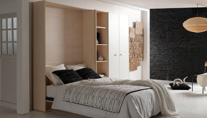 boone klappbett base selecta vertikal. Black Bedroom Furniture Sets. Home Design Ideas