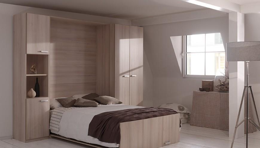 base conventa x with lit pont 160x200. Black Bedroom Furniture Sets. Home Design Ideas