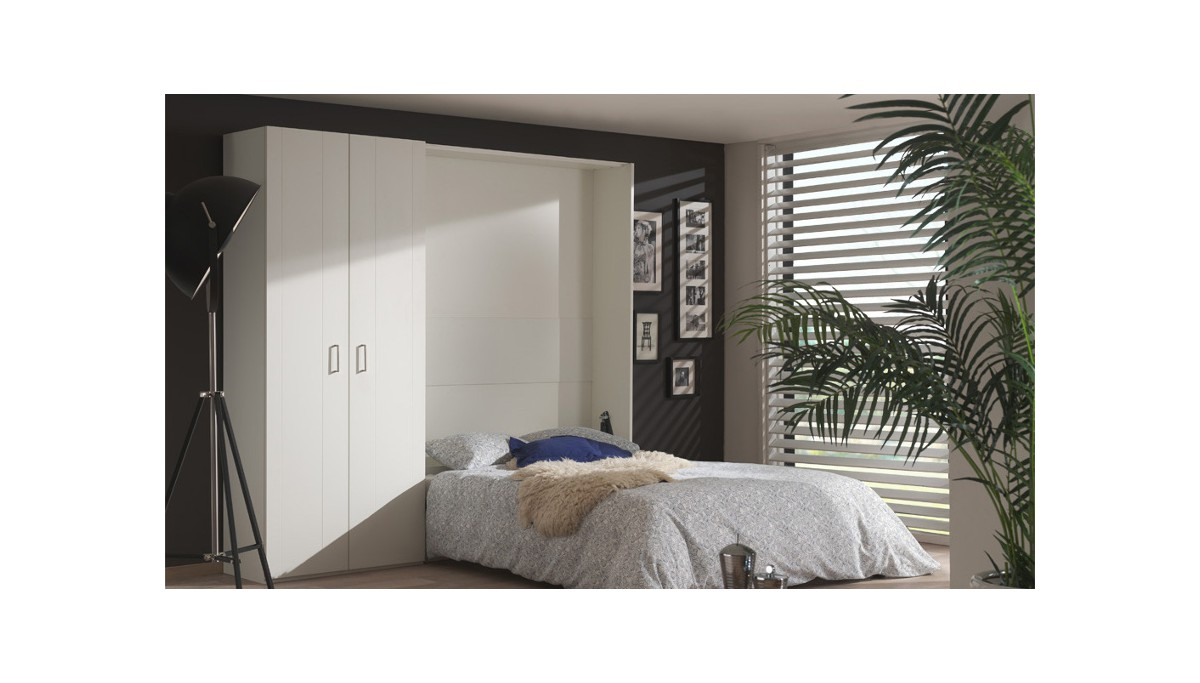 boone lit escamotable duna selecta vertical. Black Bedroom Furniture Sets. Home Design Ideas