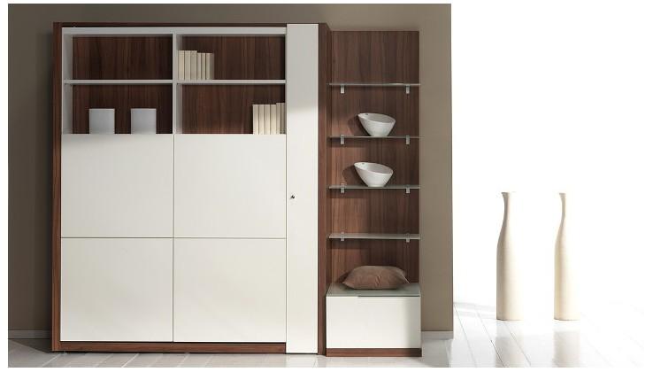 boone lit escamotable cubed horizontal. Black Bedroom Furniture Sets. Home Design Ideas