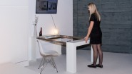 BASE table console extensible